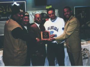 Hip Hop Hall of Fame museum culture cafe Harlem Sir JT Thompson HHHOF