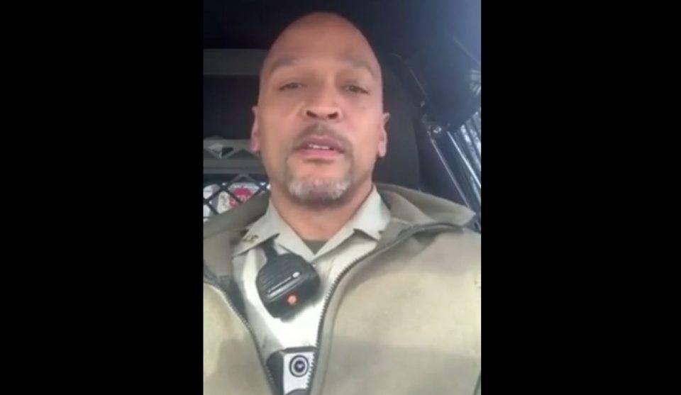 Clyde Kerr III Black police officer suicide