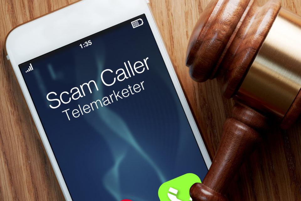 Robocall Spam Calls
