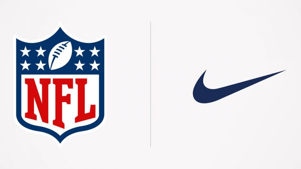 Nike NFL girls flag football