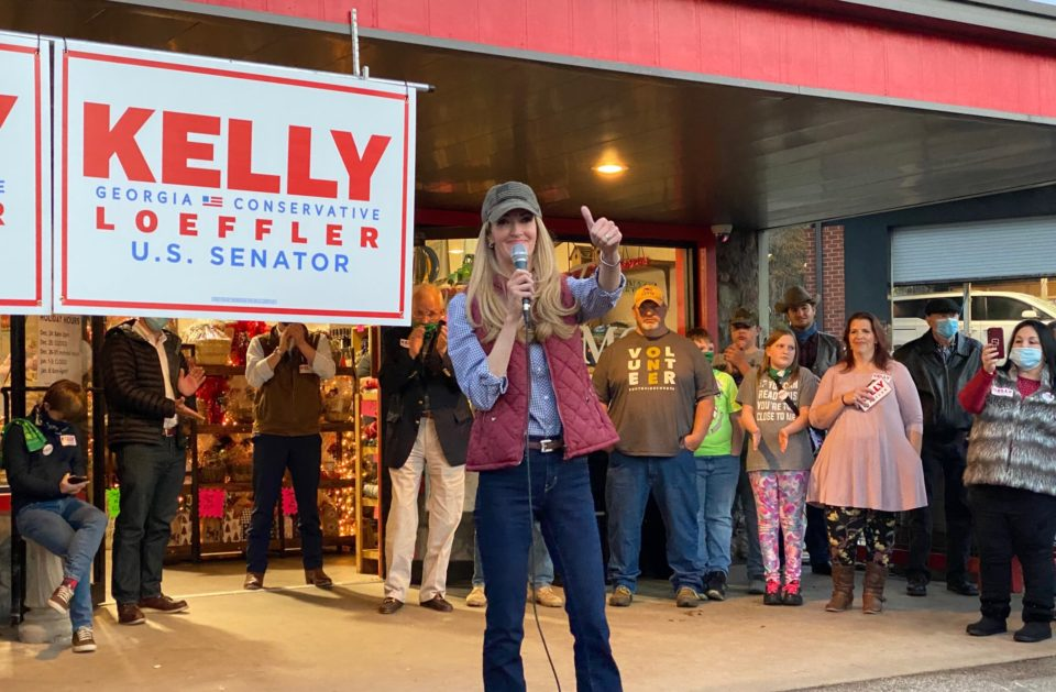 Kelly Loeffler