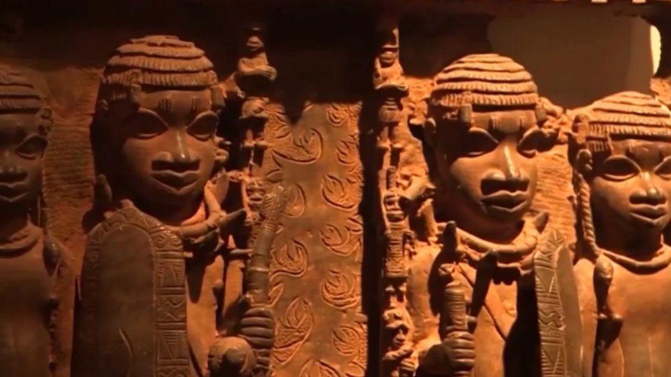 Stolen Benin Sculptures