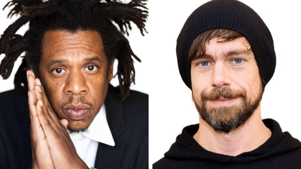 Jay-Z and Jack Dorsey TIDAL