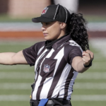Maia Chaka NFL history football referee