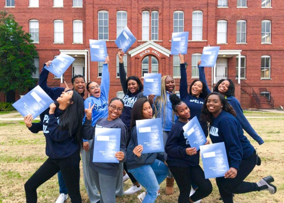 New Spelman College Students