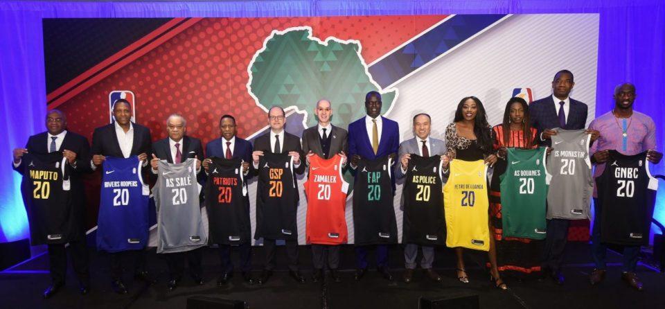 The Basketball Africa League