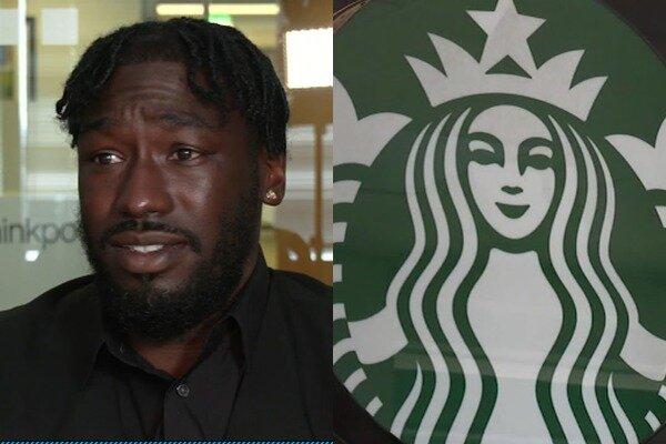 Bryce Ward Starbucks