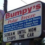 Bumpy's Polar Freeze Central Park Karen Law