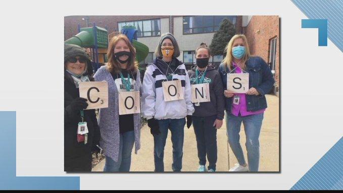 Christian School District Teachers coons