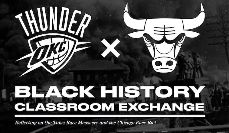 Oklahoma City Thunder and Chicago Bulls
