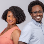 CurlMix Co-Founders Tim and Kim Lewis