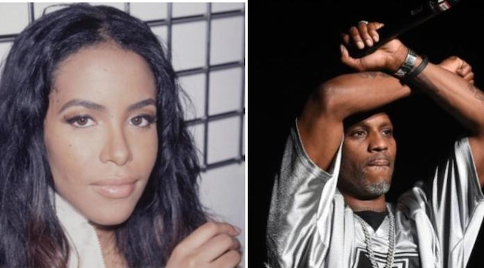 Aaliyah and DMX