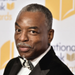 Levar Burton Jeopardy host Alex Trebek