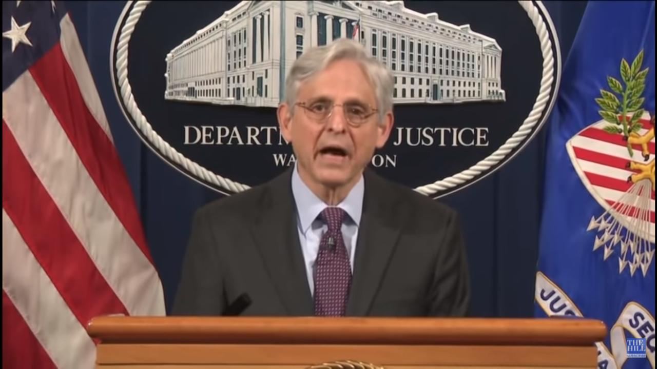 Merrick Garland Says The DoJ Will Increase Focus On Voter Suppression