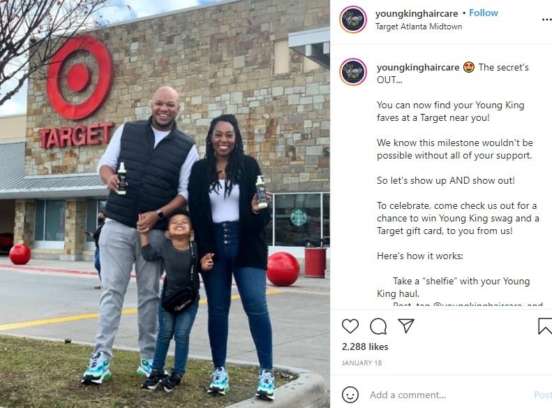 African American-Owned Hair Company For Boys Launched In Over 1,200 Target and Walmart Stores