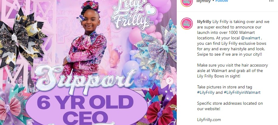 Young CEO Lands Walmart Deal, Becomes the Youngest Black-Owned Brand on Their Shelves