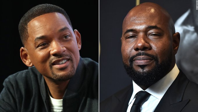 Will Smith Antoine Fuqua