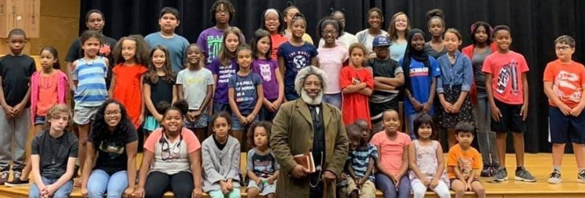 Homeschooled students in Virginia Raise ,500 For Black History Museum