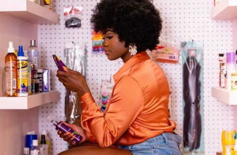 Maryland Gets a Nostalgic, Pop-Up Museum Celebrating Black Hair
