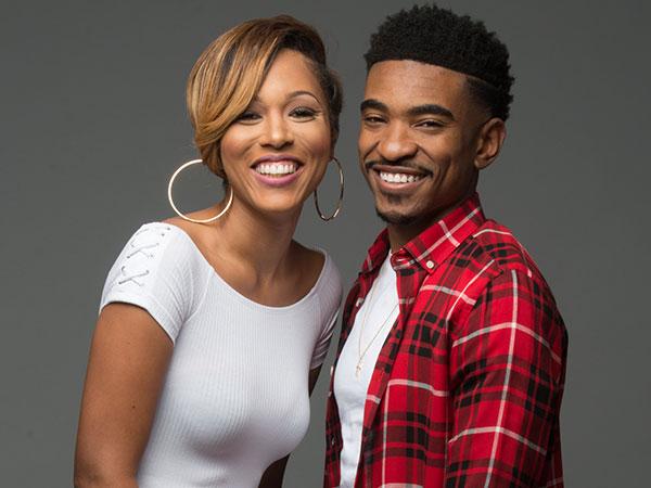 Jamal and Natasha Miller