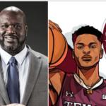 Shaq and Shaqir O'Neal Basketball