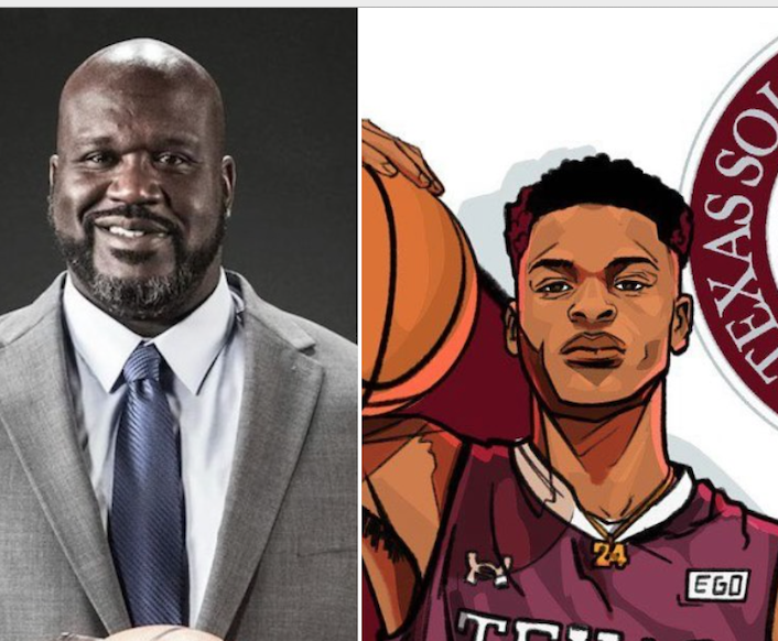 Shaq and Shaqir O'Neal Basketball