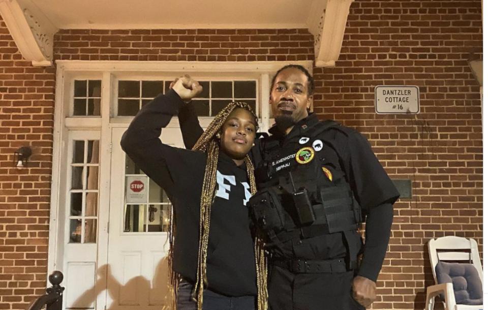 Sanaa Amenhotep, Newark, Brick City Peace Collective, South Carolina, murder