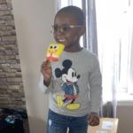Noah Bryant Jennifer Bryant SpongeBob Squarepants popsicles Amazon