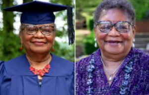 78-Year-Old Former Seamstress and Great-Grandmother Earns College Degree at 78