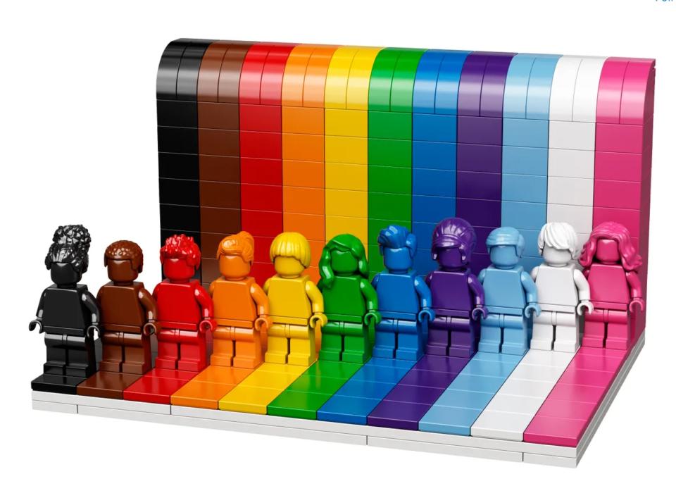 LGBT Lego
