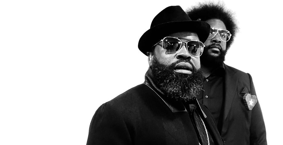 Black Thought Questlove