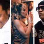 Jay-Z, Tina Turner, LL Cool J