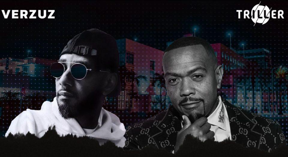 Swziiz Beatz, Timbaland