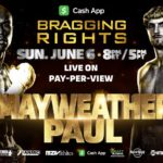 pay-per-view, Floyd Mayweather, Logan Paul, boxing