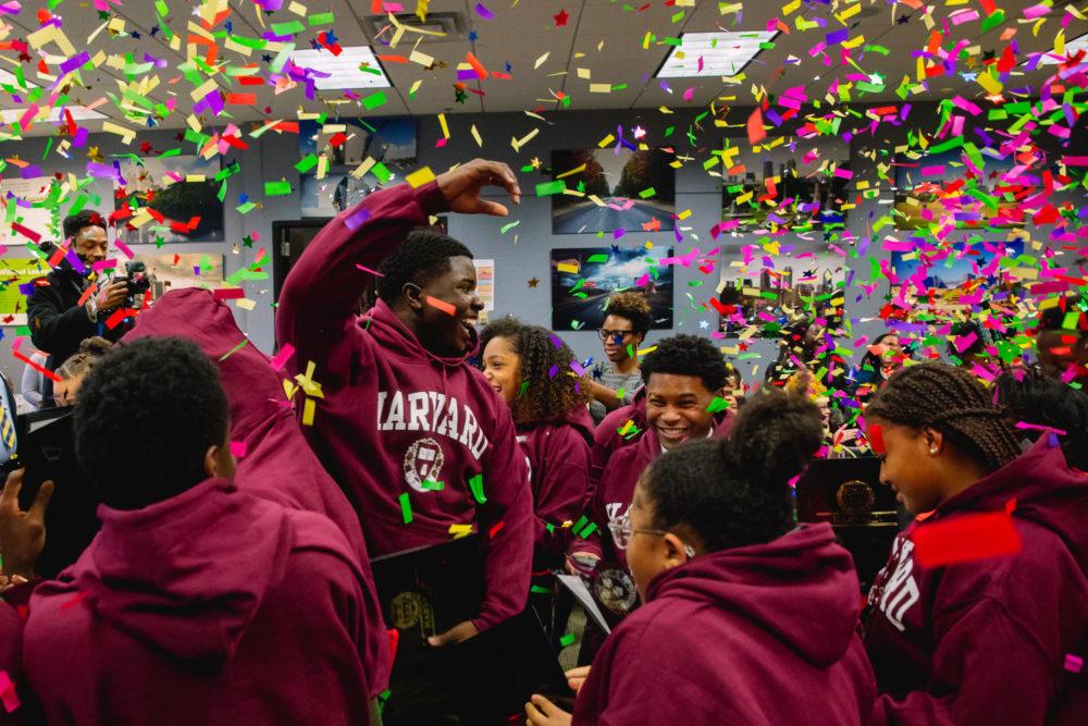 WATCH: Harvard Diversity Project Names 25 African Americans Students To 2021 Debate Team