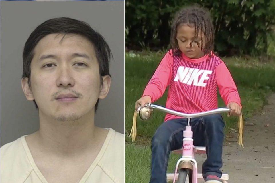 Ryan Le-Nguyen, Asian, Michigan, bike