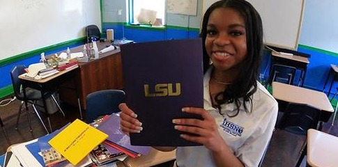 Jada Brown Was Accepted to 141 Colleges; Awarded $5M in Scholarships