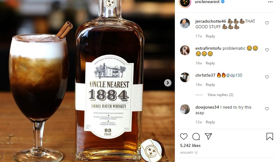 Whiskey Brand Announces  Million Fund to Help Other Minority-Owned and -Founded Spirit Brands