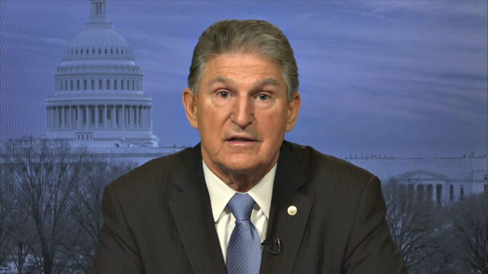 Joe Manchin, filibuster, For The People Act
