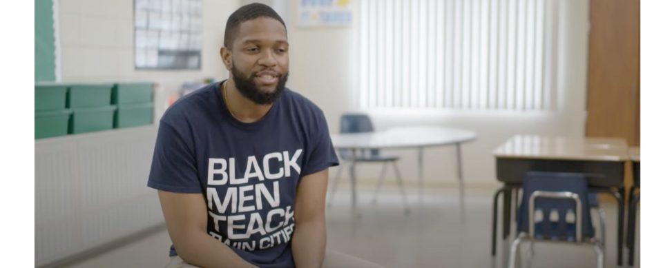 Marcus Flynn, Black Men Teach,Minnesota