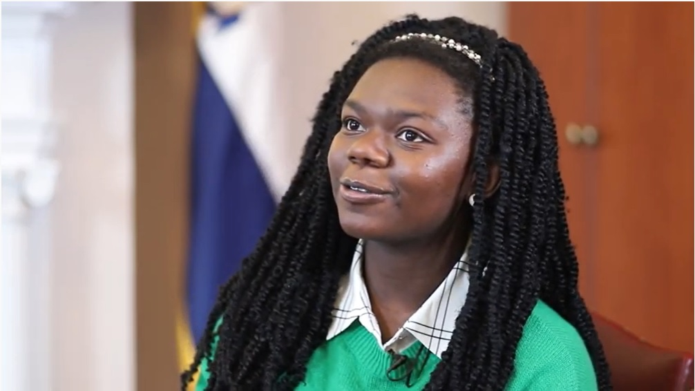 Teen Who Was First Black Valedictorian At Her School, Is Heading To Harvard