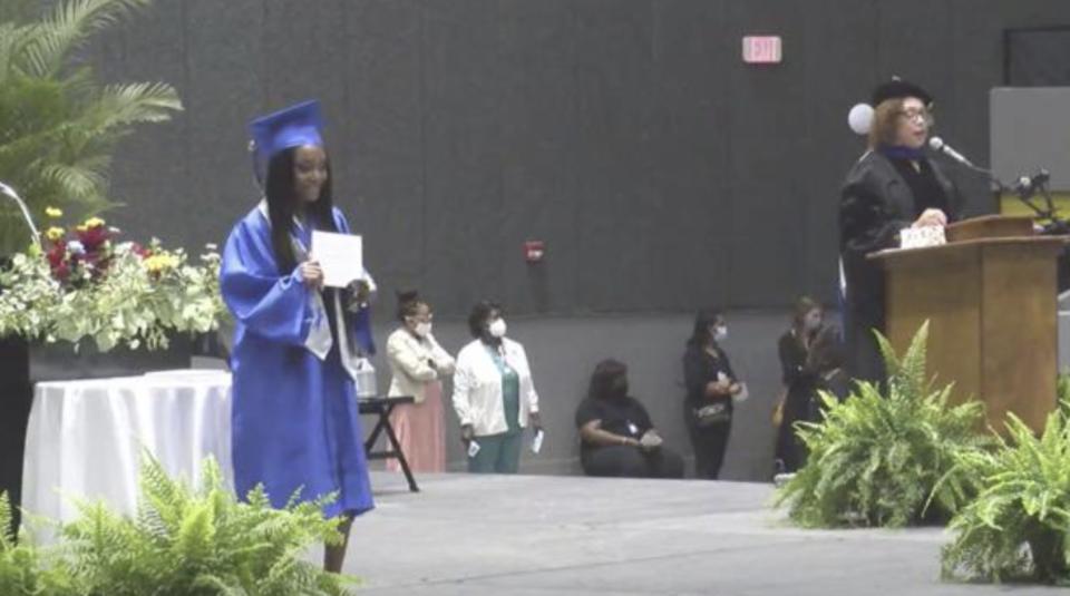 Kennedy Hobbs, Jackson, Murder , graduation
