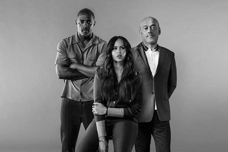 Idris and Sabrina Elba Partner With Christian Louboutin For MLK Inspired Collection