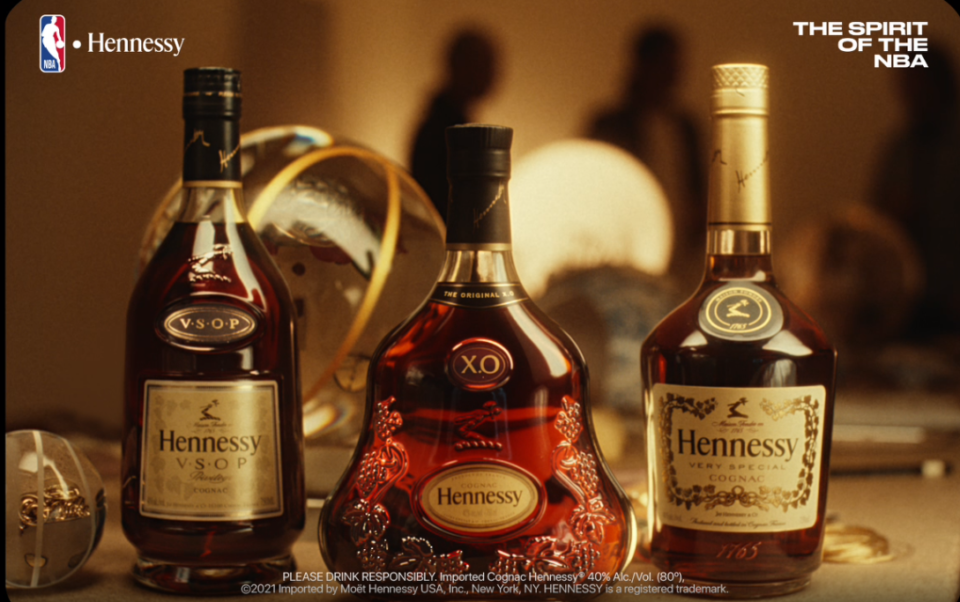 Hennessy, NBA, Westbrook,Russell