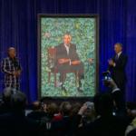 Obamas Portrait Reveal