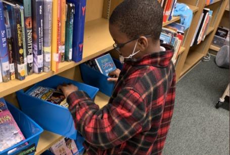 Elijah Robertson, 10-year-old, books, Wattpad