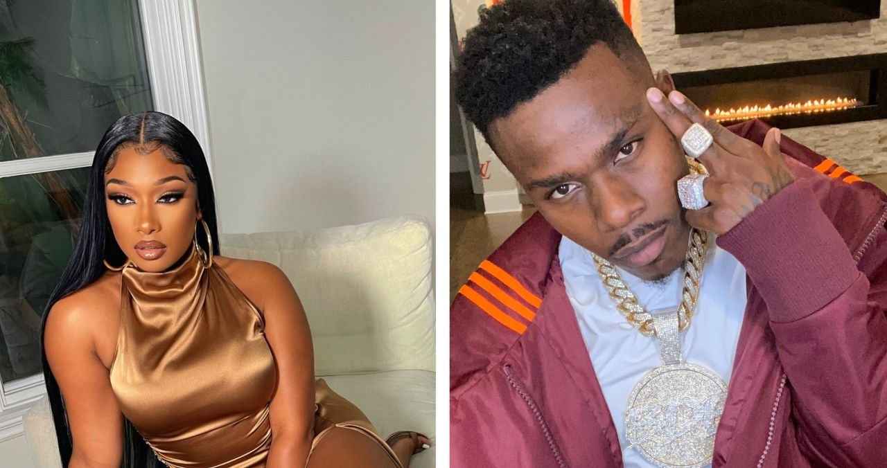 Megan Thee Stallion Beefs With DaBaby On Twitter Over A Tory Lanez Collaboration