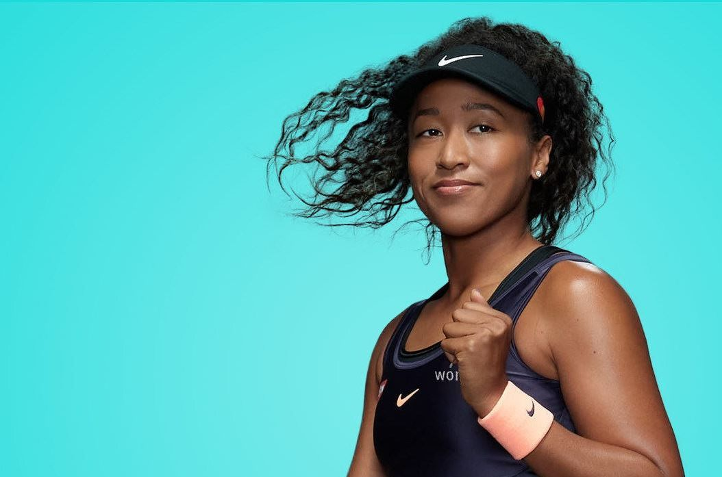 Naomi Osaka Wins Opening Tennis Match; Opens Up to Reporters at Tokyo Olympics