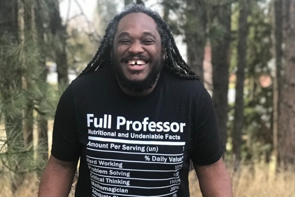 Dr. Freeman, Idaho, professor