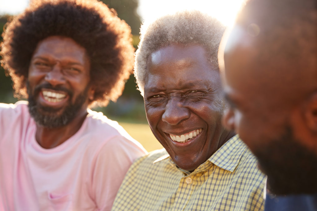 Popular Atlanta Restaurant Owners Gift Black Men With Life Insurance